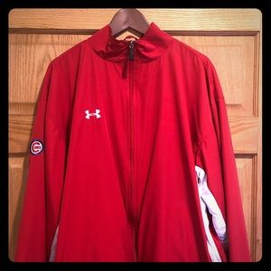 Under Armour, Chicago Cubs jacket